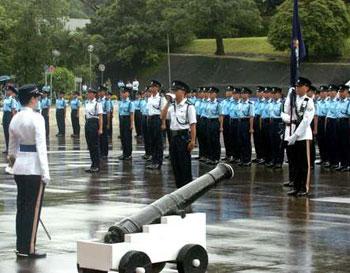 香港警员在奥运马术赛期间将需要暂停休假。(图片来源:大公报)