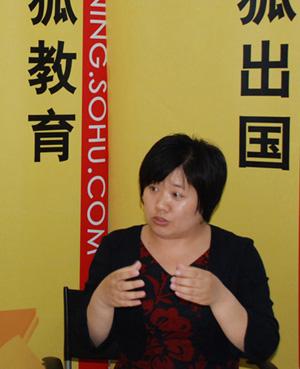 北京港湾兴业网络科技有限公司总经理王彩霞