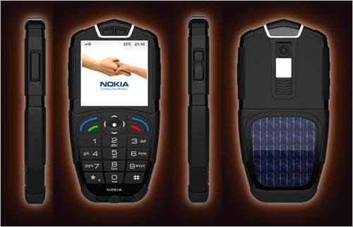 三防全能精品 诺基亚代号AVA手机曝光
