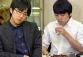 图文:LG杯世界棋王战首轮赛况 侧头思考对策
