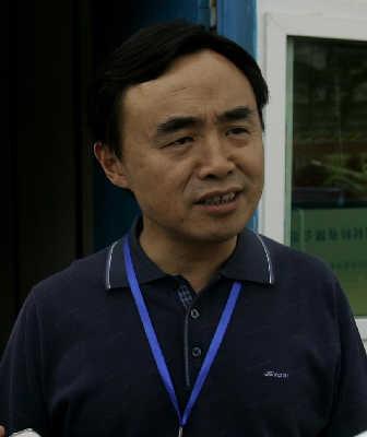 都江堰市委书记刘俊林早报特派记者赵静图