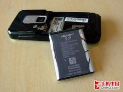 黑白配 S60智能机诺基亚6120c超值价