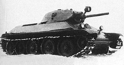 T-34/85坦克
