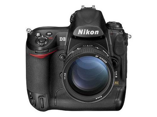 尼康旗舰单反降价 28日百款数码相机报价