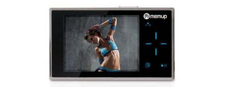 MemUp推四款MP3新机 精美设计可比iPod