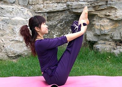 瑜伽健身法