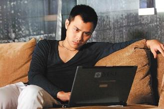 范植伟已经在新加坡留学有一些时日
