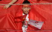 组图:淮南儿童迎圣火 千家万户笑开颜