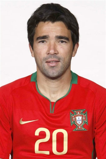 图文:葡萄牙队标准照公布 德科