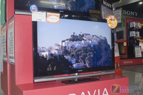 难得精品 索尼46V440电视跌破15000元