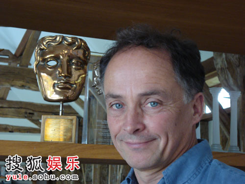 上海电视节评委简介电视电影组  Phil Agland