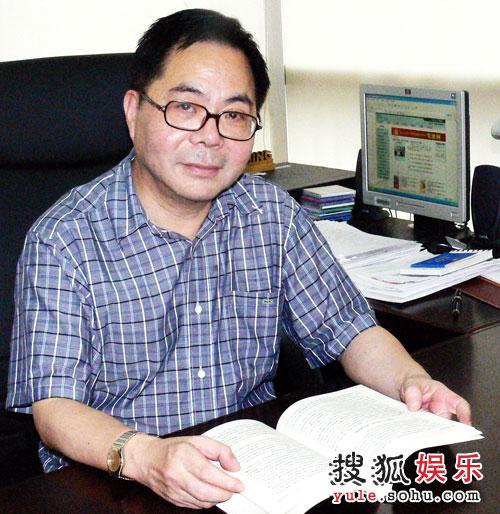 第14届上海电视节评委简介电视电影组 应启明