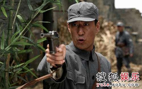 """于震《中国兄弟连》出演抗日英雄""""曲虎"""""""