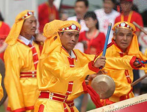 6月3日,奥运火炬在岳阳传递花絮