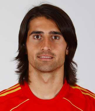 图文:西班牙欧洲杯阵容 22号中场德拉雷德