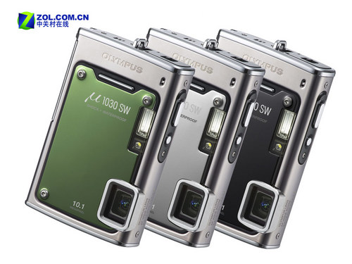 六项防护性能 奥林巴斯卡片机μ1030上市