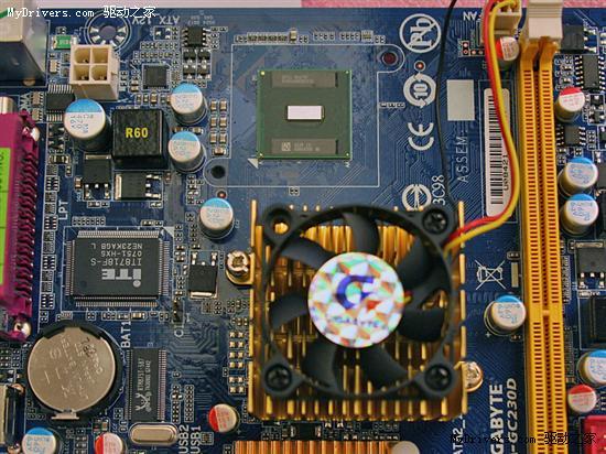 微星、技嘉Atom平台迷你主板齐亮相