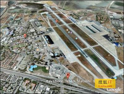 谷歌1.46亿美元租NASA土地建新园区