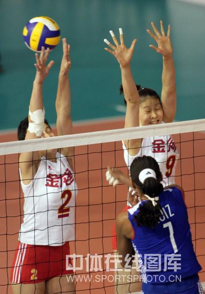 中国姑娘未能拦住
