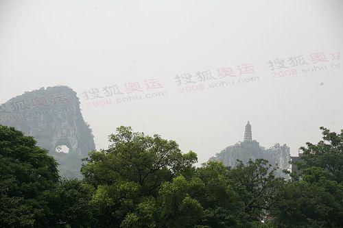 桂林山水甲天下美景