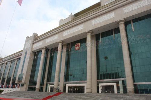 """3--广西的民族大会堂,是广西开""""两会""""的地方"""