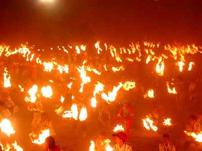 香格里拉盍什节