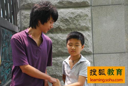 搜狐网友供图:小龙哥,祝你考出好成绩