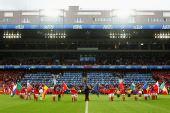 幻灯:2008欧洲杯开幕式 现场表演气势恢宏