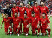 图文:欧洲杯葡萄牙2-0土耳其  葡队首发阵容