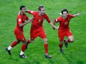 图文:葡萄牙2-0完胜土耳其 梅莱雷斯与纳尼