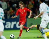 图文:葡萄牙2-0完胜土耳其 梅莱雷斯扣过门将