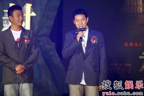 《赤壁》主演张丰毅