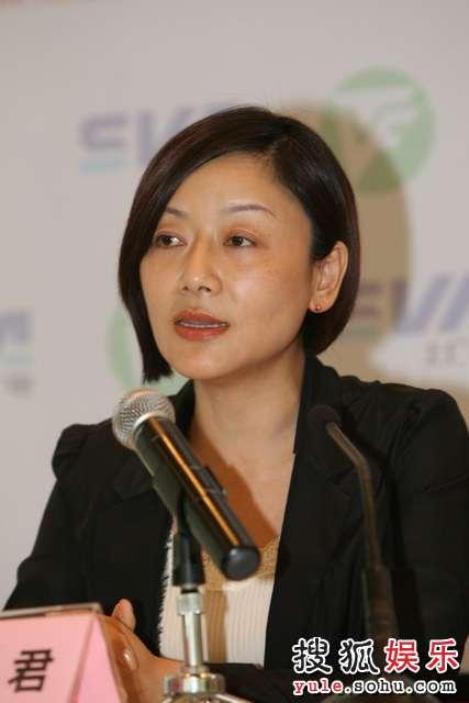 电视节组委会执行秘书长唐丽君
