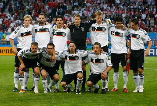 图文:德国2-0波兰