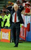 图文:德国2-0波兰 本哈克双手抱头