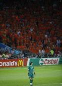 图文:[欧锦赛]荷兰VS意大利 布冯在比赛中