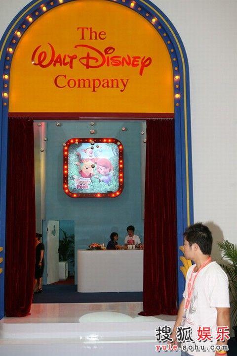 第十四届上海电视节一切准备就绪- 迪士尼