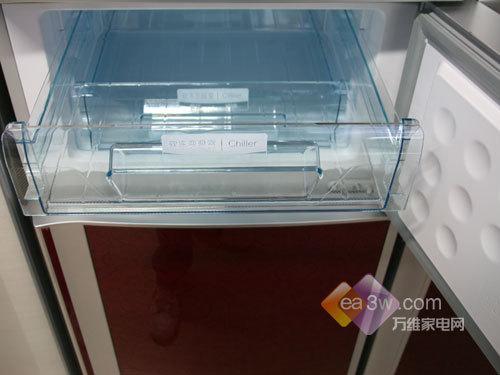 p+c鲜吧设计 荣事达三门冰箱跌破4k