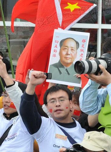 久违的毛主席语录:一切反动派都是纸老虎