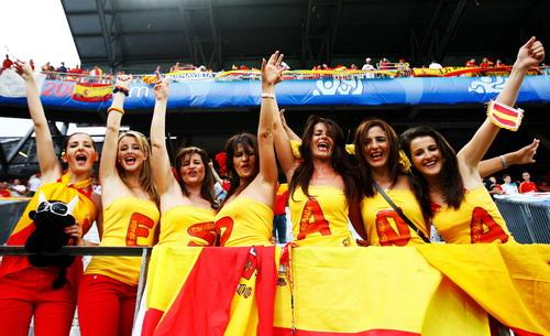西班牙七位仙女下凡
