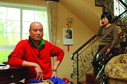李矛和妻子吴海丽