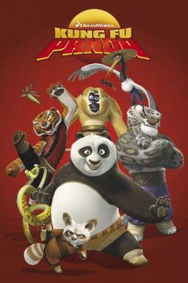 《功夫熊猫》海报