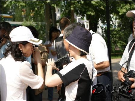 索尼摄像机: 索尼摄像机免费数码课堂 尽在精彩周末