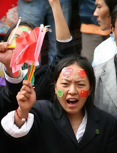 为中国呐喊