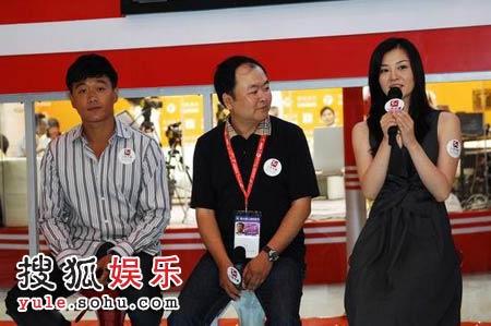 刘孜回答记者提问
