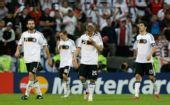 图文:德国1-2克罗地亚 钢铁战车失望而归