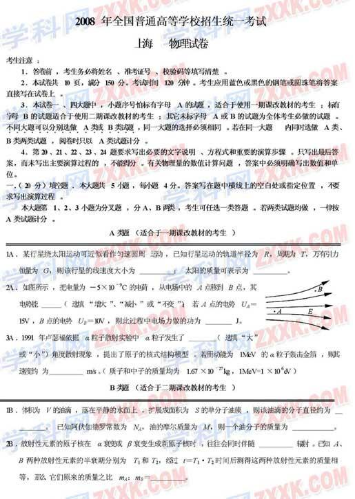 上海物理01