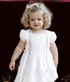 西班牙小公主Leonor