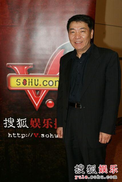 图:中国电视剧导演工作委员会成立- 郑晓龙