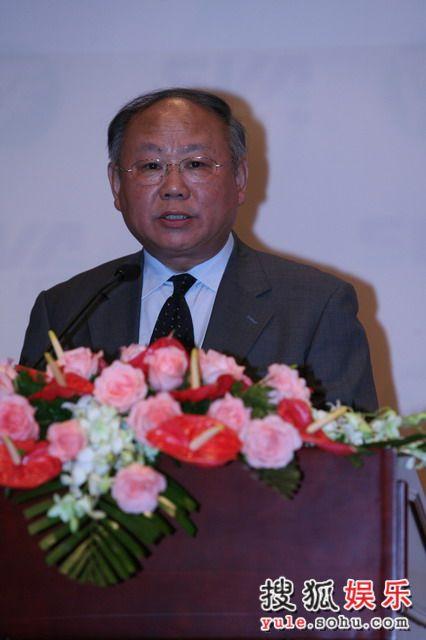 中国广播电视协会会长- 李丹